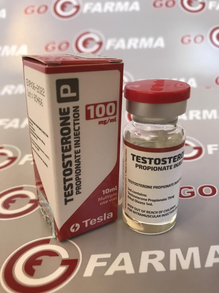 Testosterone P100 100MG/ML - ЦЕНА ЗА 10 МЛ купить в России