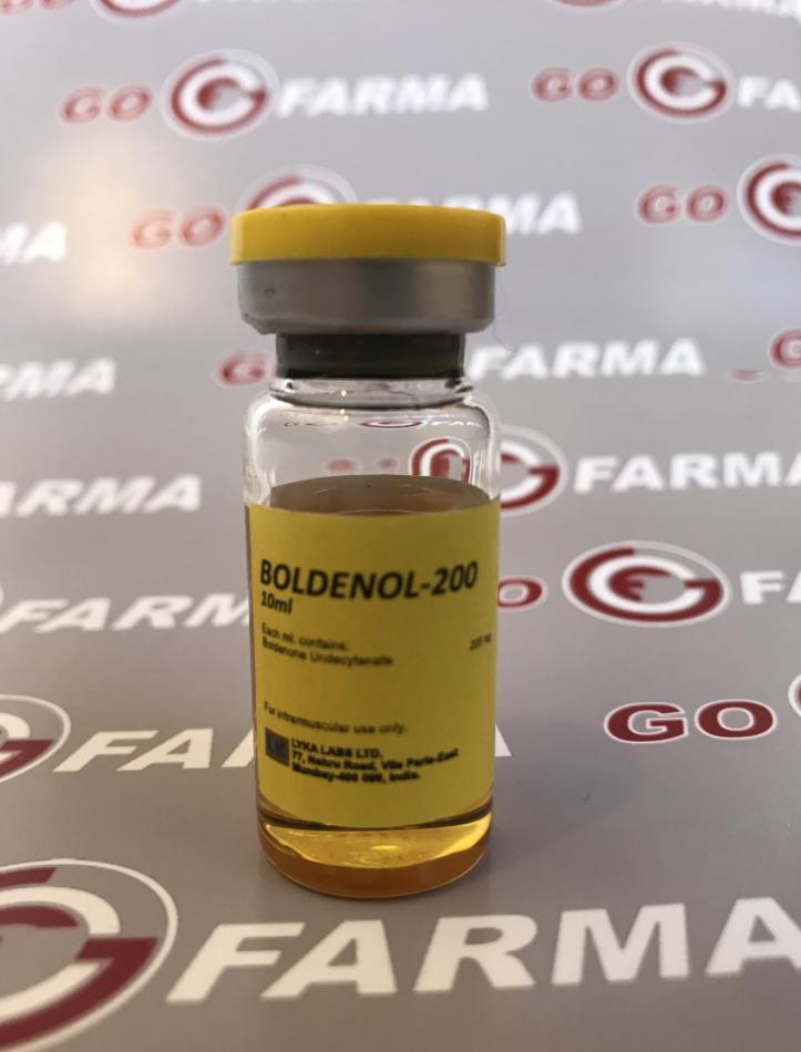 Boldenol 200  (болденол 200) , 200mg/ml - цена за 10 мл купить в России