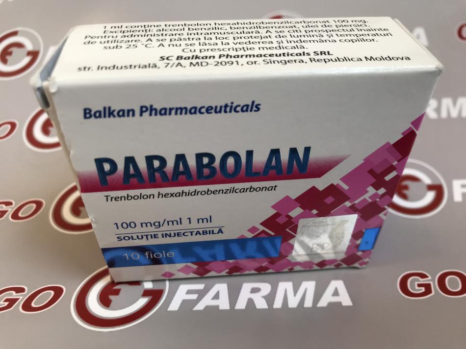 Parabolan: что это?