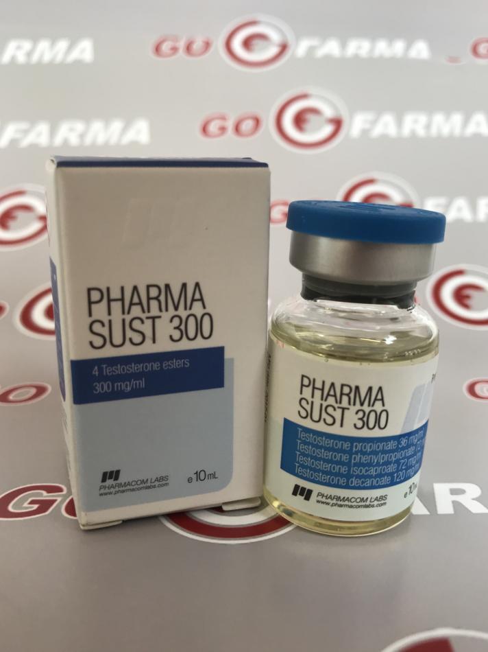 PHARMA SUST (пфарма суст)  300, 300MG/ML купить в России